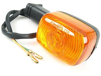 Indicator rear - orange - original
