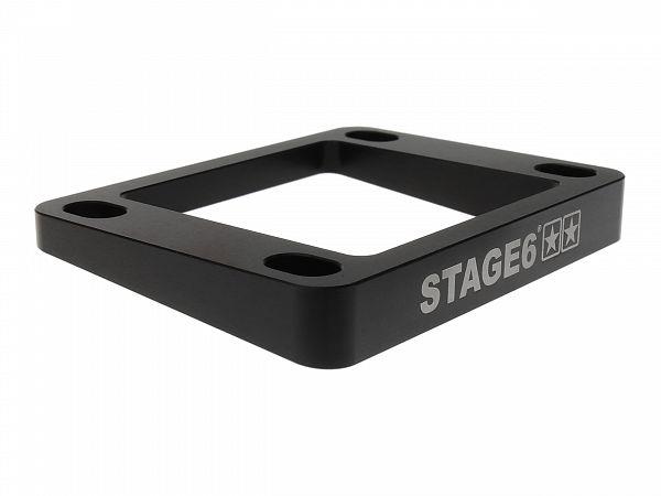 Indsugningsspacer - Stage6, 5mm/5° - sort