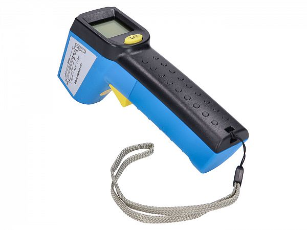 Infrared thermometer - Silverline