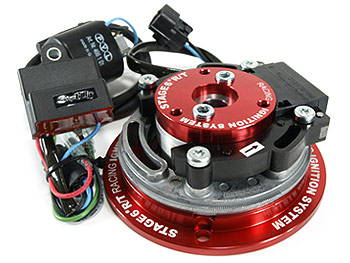 Inner rotor ignition - Stage6 R / T