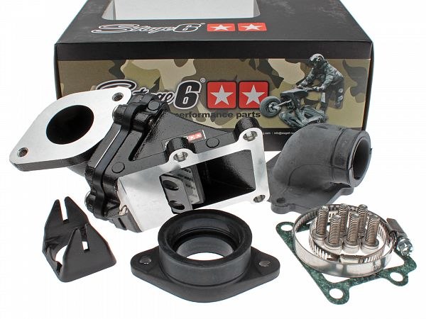 Intake Kit - Stage6 Oversize