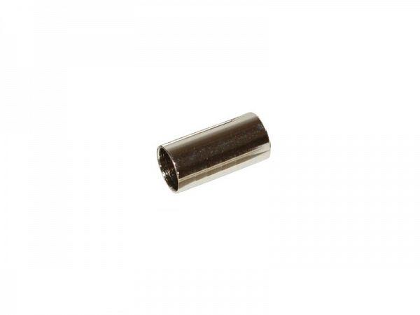 Jagwire sølv Yderkabelende, 5mm
