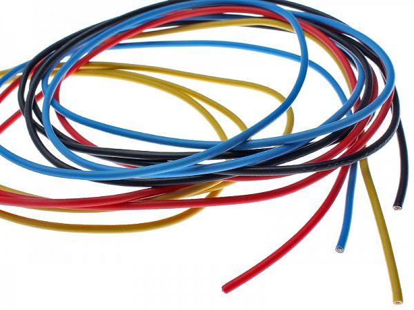 Kabel - NKT 0,75 kvadrat - 1 meter