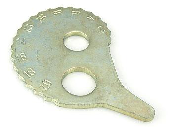 Kædestrammer, højre - original