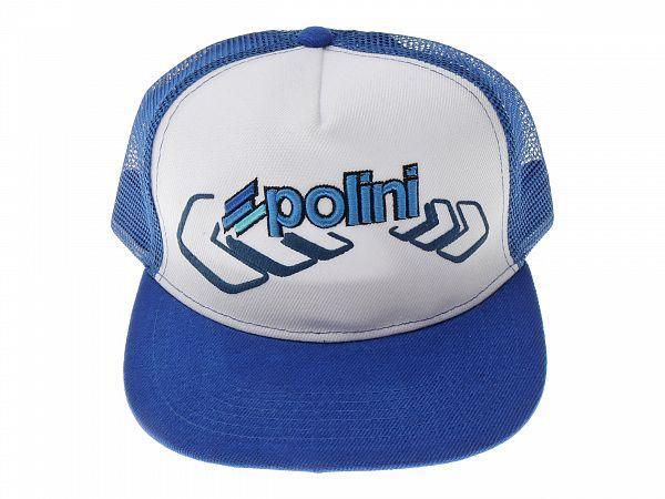 Kasket - Polini, blå