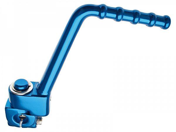 Kickstarter pedal - blue
