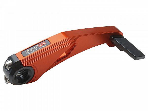 Kickstarterpedal - Stage6 SSP EVO MkIII, orange