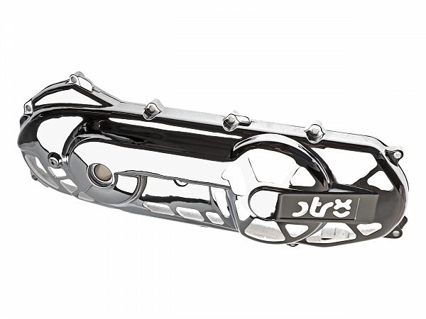 Kickstarterskjold - STR8 Extreme Cut - chrome