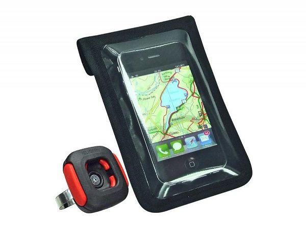 Klickfix Smartphone Duratex Taske, 7x12,5cm