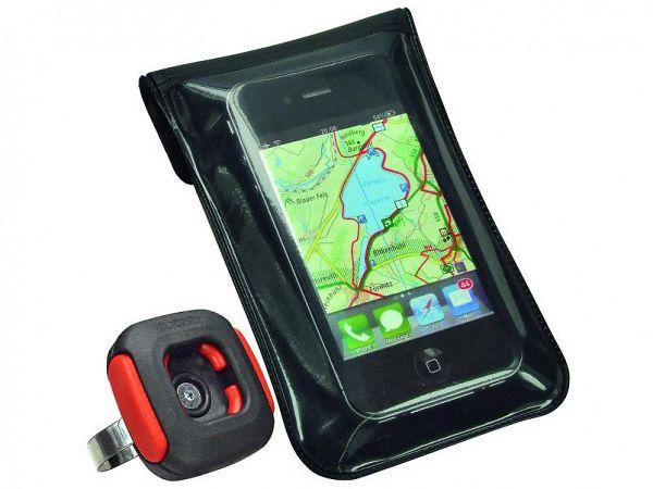 Klickfix Smartphone Taske, 7x12,5cm