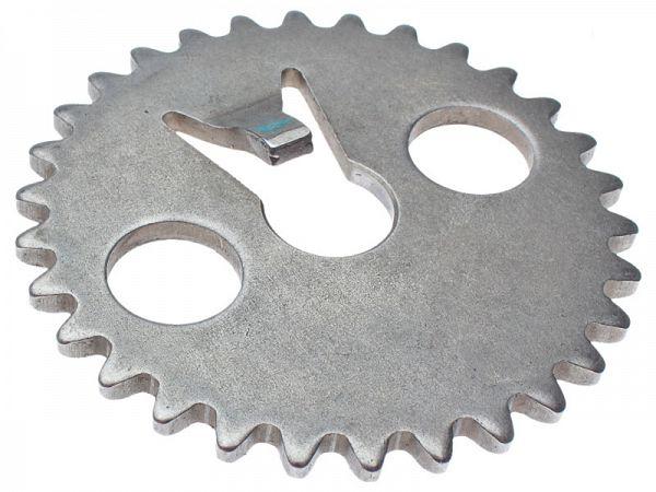 Knasthjul til knastaksel
