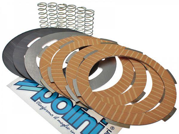 Kobling - Polini 4 Disk Racing