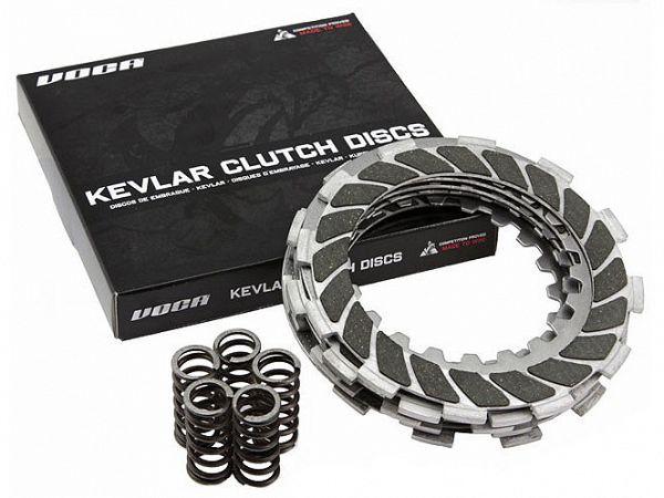 Kobling - Voca Carbon/Kevlar