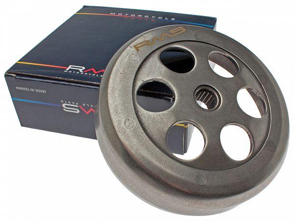 Koblingsklokke - RMS standard - 105mm