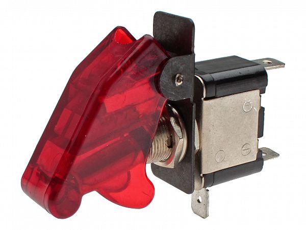 Kontakt - Topgun, rød