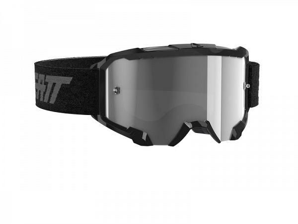 Korsglasögon - Leatt Velocity, Black Light Grey