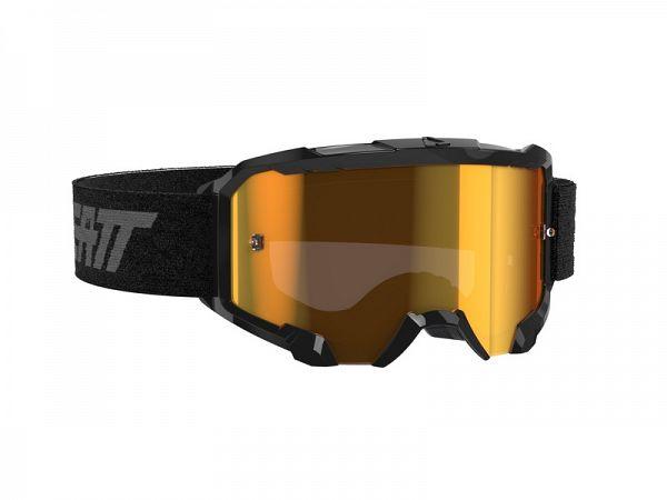 Korsglasögon - Leatt Velocity, Iriz Black Bronze