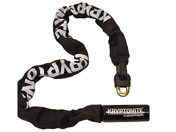 Kryptonite Keeper 785 Black Chain Lock, 85cm