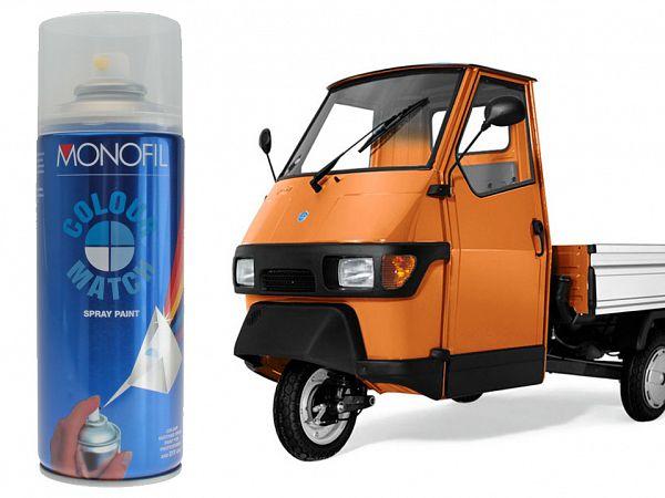 Lacquer spray - Aranico / orange