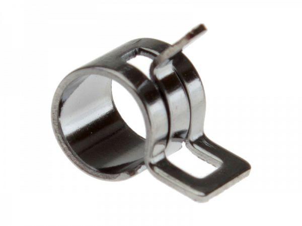 Låseclips til lille olieslange - 5mm