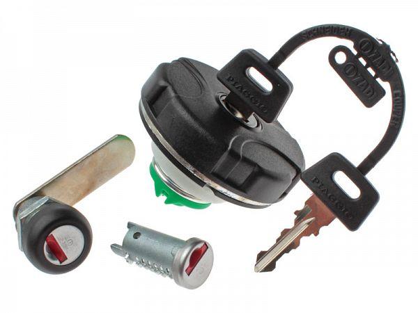 Låsecylindre med nøgler - Type 1 - originale