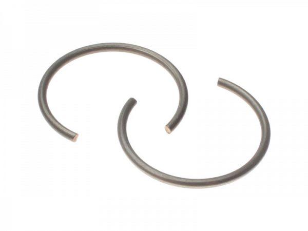 Låseringe - Malossi, 12 mm