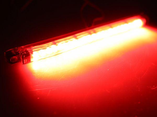 LED-bar, 12 cm - rød - TunR