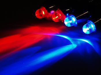 LED bolts