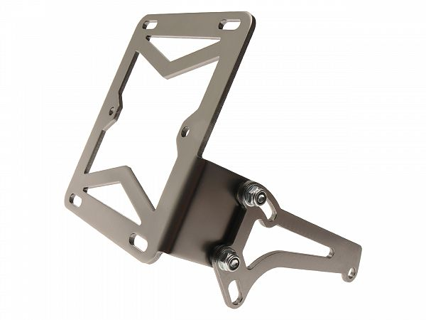 License plate holder - TNT - metal