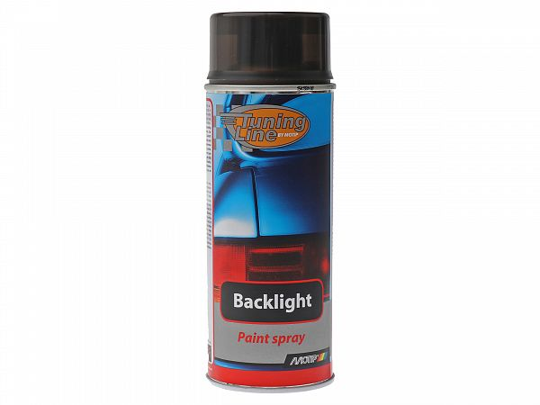 Lighting paint - MoTip - black - 400ml