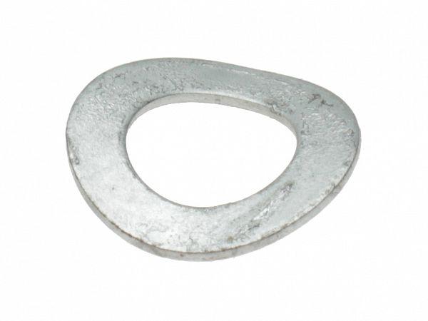Lock washer for bolt for rear footrest - original