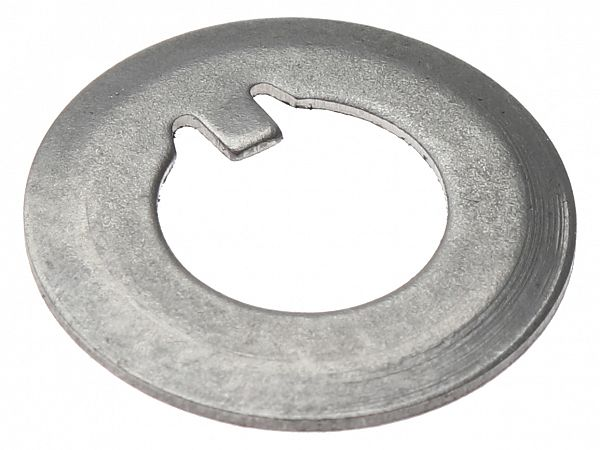 Lock washer for crank nut, left - original