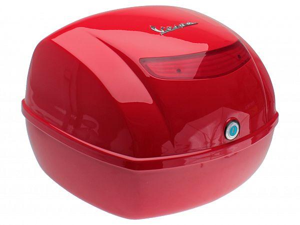 Luggage box, 32L - red - original