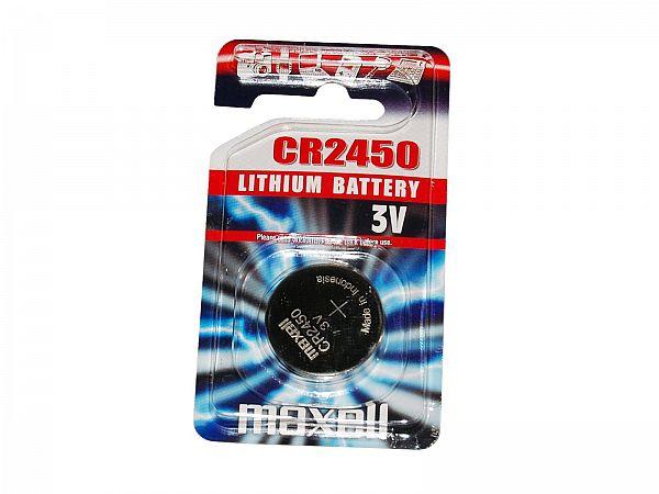 Maxell CR2450 3V Battery