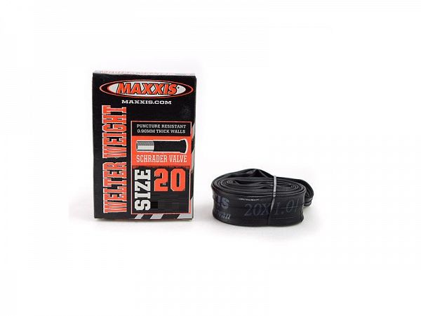 Maxxis Ultralight BMX Slange, 20x1.75-2.25