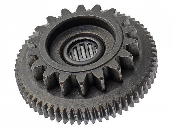 Mellem-starterhjul