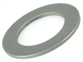 Middle wheel spacer for gearing, rear - original