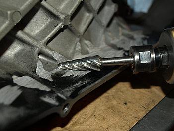 Milling for Overrange V-belts and pulleys