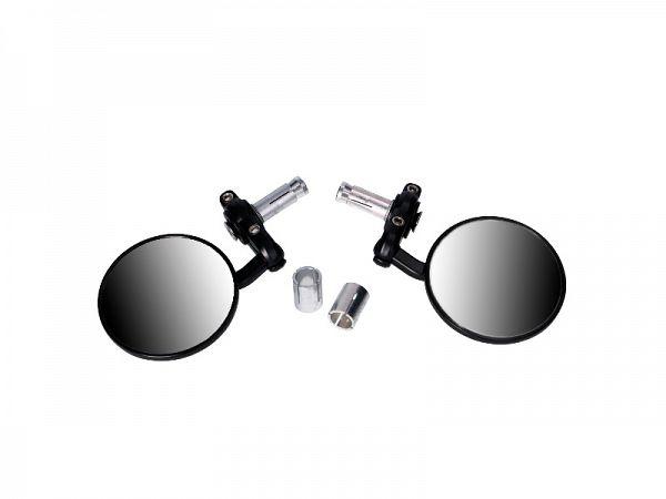 Mirror set - CNC, round