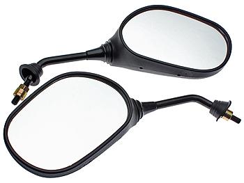 Mirror set, M8 rechts / links - universal