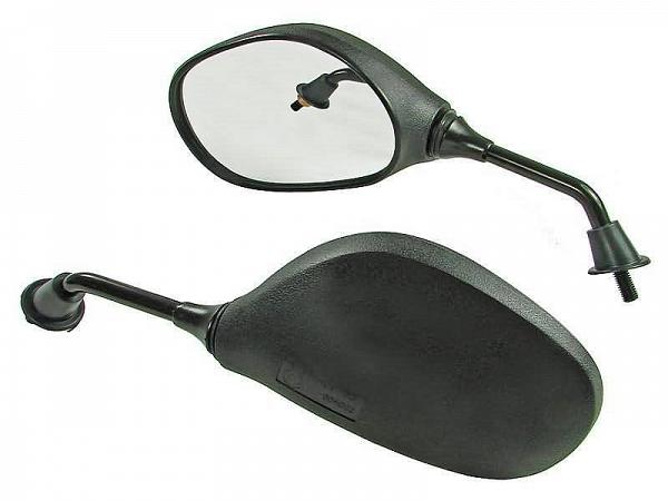 Mirror set, M8 rechts / rechts - universal