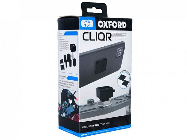 Mobile Accessories - CLIQR Headstock Mount - Oxford