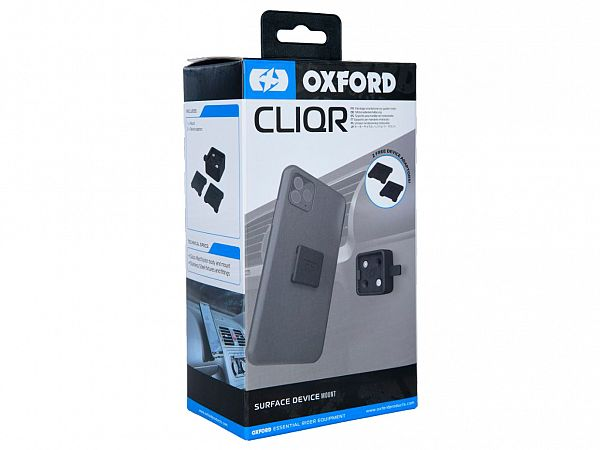 Mobile Accessories - CLIQR Surface Mount - Oxford