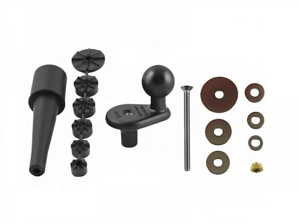Mobile accessories - Mounting base (Crown tube), type B - RAM Mounts