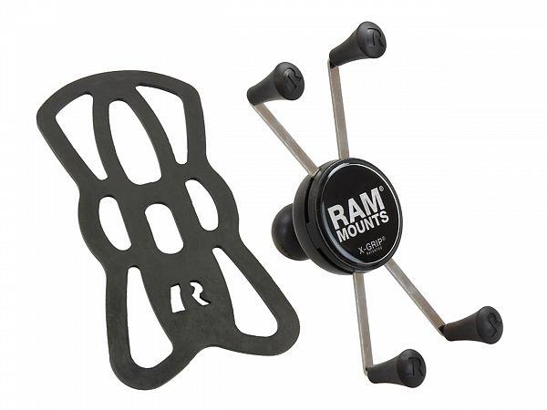 Mobile Accessories - X-Grip Universal Holder (Large), Type B - RAM Mounts
