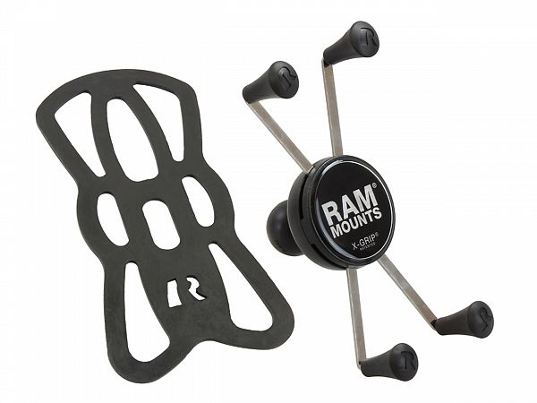 Mobile Accessories - X-Grip Universal Holder Set, Type B (large) - RAM Mounts