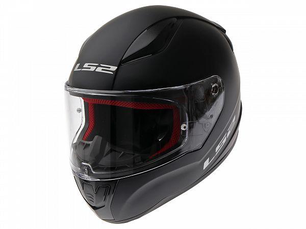 Mopedhjälm - LS2 FF353 Rapid Single Mono matt svart