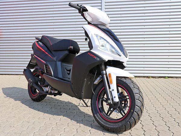 MOTOCR Dr. Big 50 4T Euro4 - Mathvid - 30 km / h