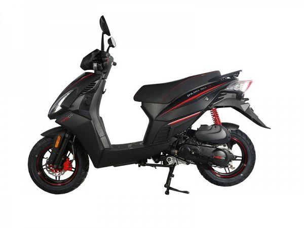 MOTOCR Dr. Big 50 4T Euro4 - Matsort - 30 km/t