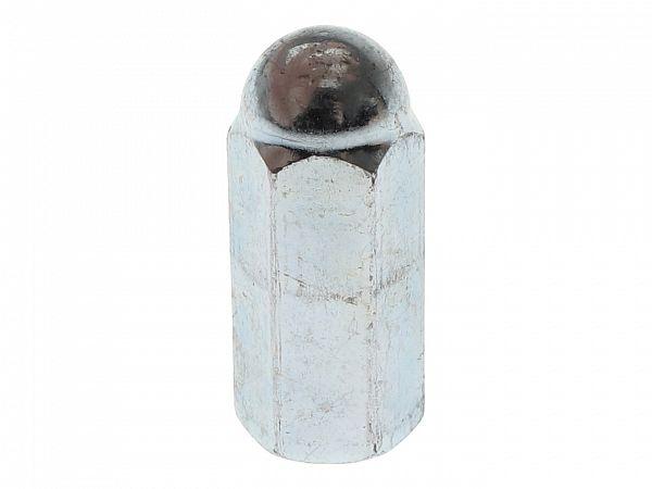 Møtrik til støttebolt til udstødning - 6 mm, høj model